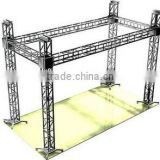 stage truss,used aluminum truss with TUV and CE                                                                                                         Supplier's Choice