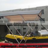 RIB boat Sunshade inflatable boat canopy