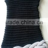 New Arrival Thick Warm Keeping Knitting Twisted Circle Loop Scarf Fashion