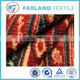 Single thick fabric for the lining retro style sherpa fleece fabric 100%polyester knitted textile fabric for keep warm