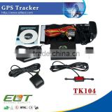 easy install car gps tracking system tk104 tracking system for car gps tracker with battery