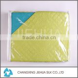 Hot products to sell online microfiber fabric cotton blanket