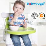 baby feeding chair, safe chair for eating, portable and detachable chair