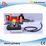 Free shipping 2016 Mini bench grinders 6mm 200W