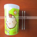 180pcs bamboo fiber cotton buds (cotton Stick)