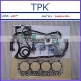 Isuzu 4JB1T 4JB1-T 4JB-1 4JB1 Complete Top End Engine Gasket Kit Set 8-94319-368-1 8-94319-369-1 8-94319-370-1