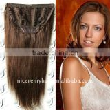 clip in hair extensions half wigs for women