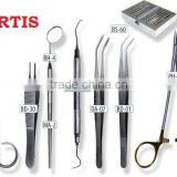 Dental BASIC KIT Suture Kit/SURGICAL instruments Best Quality Best Sale by Fortis International/Best Dental Tools