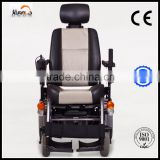 portable foldable power wheelchair for old people