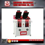 Double station Manual Shoes Sole attaching Press Machine