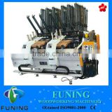 hydraulic wood clamp carrier