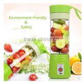 2016 New USB Electric Fruit Juicer cup Maker Mixer Mini portable