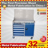 Kindle 17-Drawers,4 Casters Stable Steel Garage Tool Cabinet tool cabinet with tool