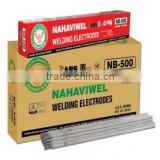 ISO, ABS, LR Certificate NAHAVIWEL brand Best Quality Low Carbon Steel Mild Steel AWS E6013