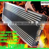 larger power amplifier car amplifier professional style 10000W