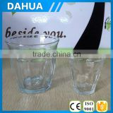Factory direct different sizes shot glass cup