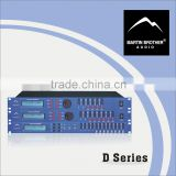 D Series digital speaker management / controller / processor