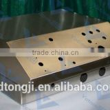 Powder Coating Precise Sheet Metal Plate Machine Enclosure Fabrication