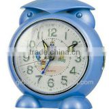 analog 6 classical melody music 7 lampion Flashing light bell alarm table clock