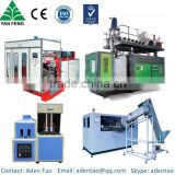 Efficient hdpe ldpe polypropylene film blowing machine injection stretching blow molding machine