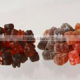 vitamin C HALAL gummy bear gelatin candies
