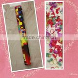 party popper/hand- hold confetti paper/wedding /party /christmas/colorful paper/20cm/25cm/30cm/40cm/50cm/60cm//70cm/80cm