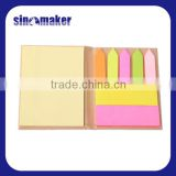 Promotional Custom Logo Sticky Pear Shape Fruit Note Pad