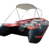 4.2M hypalon inflatable boat rubber dinghy