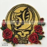2016 professional good quality importers blank embroidery patch army, embroidered neck patch supplier