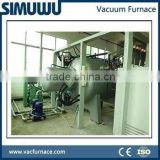 Horizontal double-chamber vacuum gas cooling quenching furnace