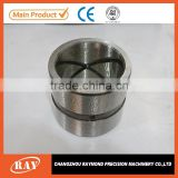 Graphite plugged Oiles Bearing Bushing,Graphite Bronze Bushing,Oilless Guide Bearing