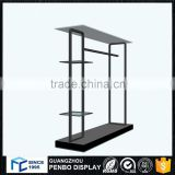 New customized hot sale garment clothes rack for sale