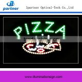 Pop Fashionable Pizza Led Neon Sign