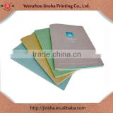 Fancy cover book printing&sewing binding,Bulk stitched binding paper notebooks,B5 sew binding kraft paper notebook01