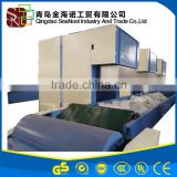 Good reputation CE approved useful cotton fiber bale opener machine