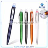 6 led pen light pen laser light pen with stylus