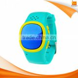 Bluetooth GPS tracker SOS panic button smart phone watch for children