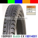 Hasse Britain, Europe Germany special tires made in China high quality motorcycle streetcar bicycle tiresMB005-3