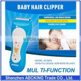 JINDING Electric Baby Kids Hair Clipper Ceramic Blade Rechargeable Shaver Trimmer Children Hair Cutting Machine