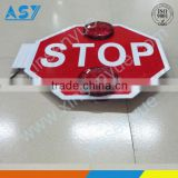 School license plate Bus Cross Arm Stop Sign Boards