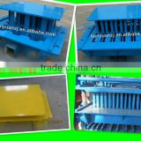 Concrete wall block molds/cement hollow brick mold