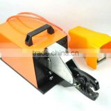 AM-240 Pneumatic crimping tool for crimping non-insulated cable lugs 16-240mm2, pneumatic heavy duty crimping machine