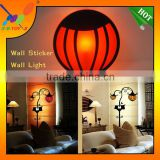 Cartoon DIY 3D Pumpkin Shape Home Modern Wall Lamp Good quality decoration Gift Light