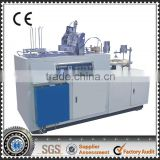 SZW/T Automatic Attaching Outer Jacket Machine For Paper Cup or Paper Bowl
