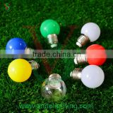 E27 solar powered decoration garden bulb ball string belt light