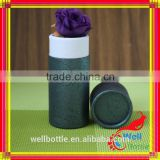 paper tube wrapping cardboard box for paper box packaging with matte lipstick