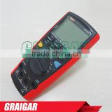 UNI-T Automotive Digital Palm-Size Multimeter UT71C Intellgent Multi-Purpose Meter LCD Voltmeter Ammeter Ohmmeter Auto Range