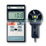 0.4-30.0m/s, Naked-head type k thermocouple sensor vane anemometer AM-4202 free shipping