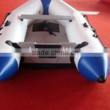 Air deck boat/ inflatable air mat dinghy