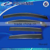 car door visor window visor for Volvo xc90 from pouvenda rain shield guard